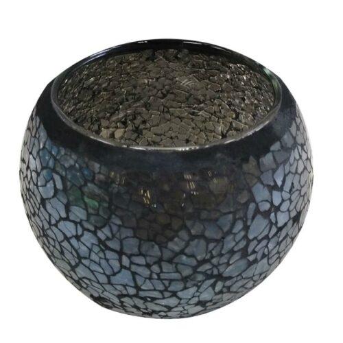 Theelicht mozaïek glas