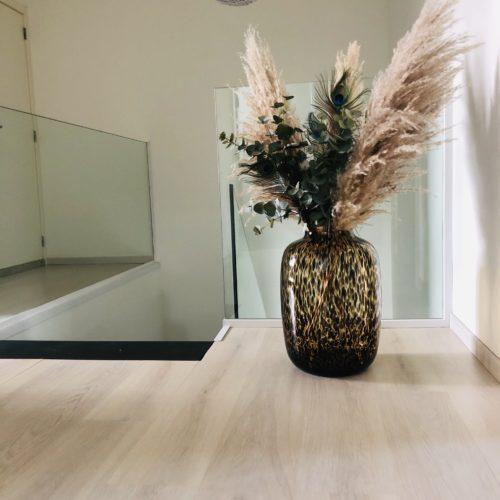 Bloemenvazen Glas Cheetah Collection