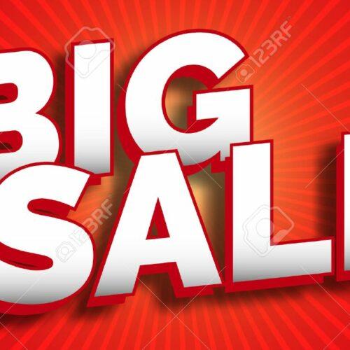 -----Big Sale-----